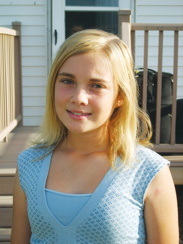Shy No More 12 Year Old Girl Leads 11 To Christ In Sturgis