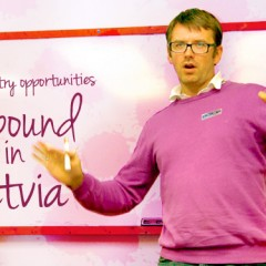 Ministry opportunities abound in Latvia