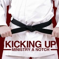 Kicking up ministry a notch