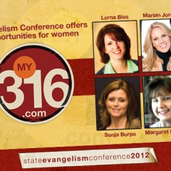 Evangelism Conference offers opportunities for women