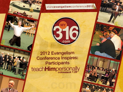 2012 State Evangelism Conference