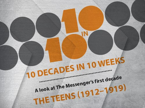 10 decades in 10 weeks - The Teens (1912-1919)