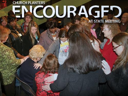 Church Planters Encouraged