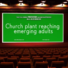 Church plant reaching emerging adults