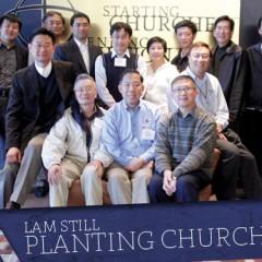 Lam still planting churches