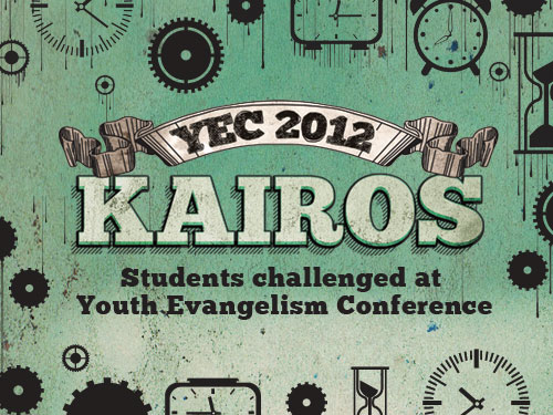 Students challenged at Youth Evangelism Conference