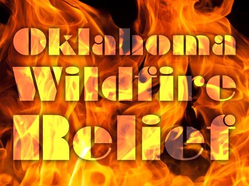 Oklahoma Wildfire Relief