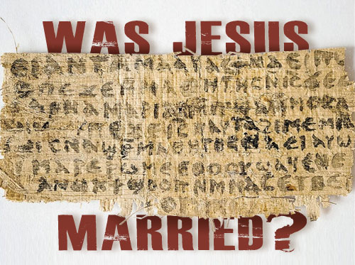 was-Jesus-married
