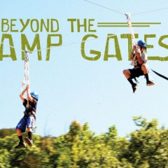 Beyond the camp gates