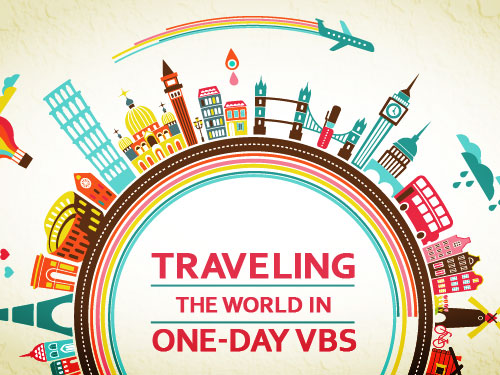 Traveling the world in one-day VBS | Baptist Messenger of Oklahoma