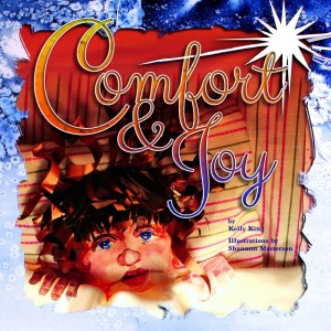 Comfort and Joy is the book that will be read this year at Bethany, Council Road's candlelight services.