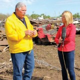 Disaster Relief: God's people helping in time of need