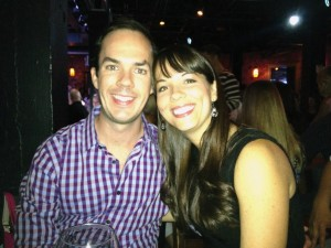 Martin and Amanda Howell