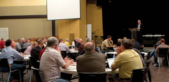 Priority of Preaching Conference offers 'basic training' for pastors
