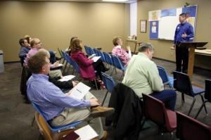 BGCO Childhood Ministries Specialist Glenn Barber discusses child.
