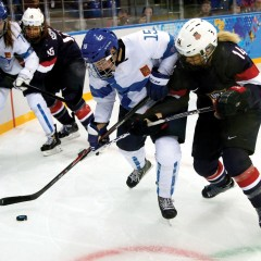 Hockey player goes for gold, focuses on 'Audience of One'