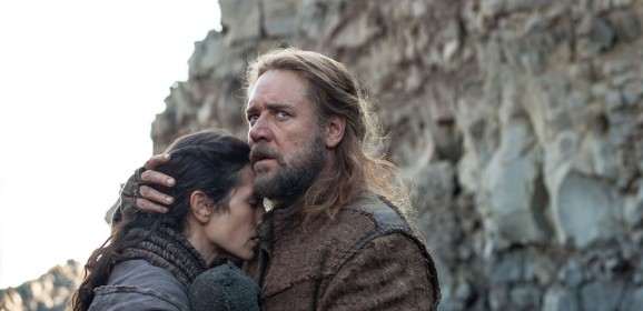 Scriptural error abounds, but Christians promote, blast 'Noah'