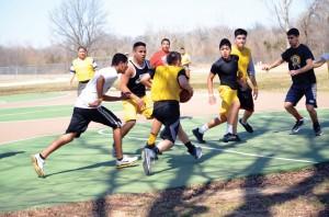 Hispanc FC B-Ball