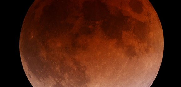 'Blood moon' lunar eclipses not a sign, Baptist professors say