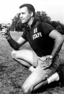 Lower coached track and field from 1958-74.