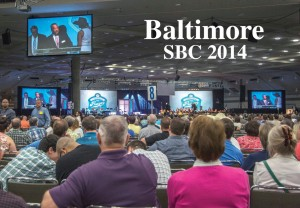 The SBC annual meeting drew 5,294 messengers this year. It was the first time messengers gathered in Baltimore since 1940.