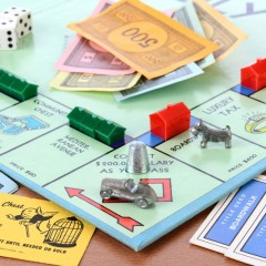 Rite of passage parenting: Jesus and Monopoly