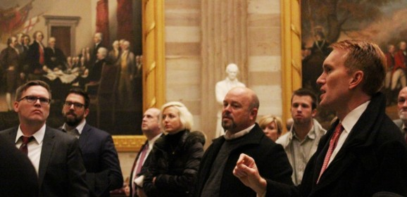 Senator Lankford Named Co-Chairman of Congressional Prayer Caucus