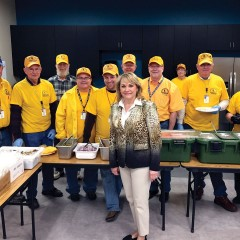 Gov. Fallin attends Oil Patch Chaplaincies' job fair