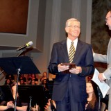 Green receives Sims Award at conference