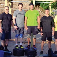 Two pastors win Men's Rewired CrossFit title