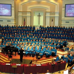 Singing ChurchWomen celebrate their 25th anniversary