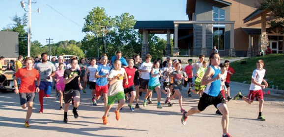 Falls Creek 5K run grows in interest