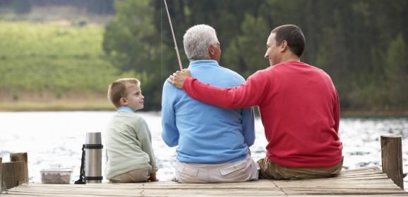 Rite of passage parenting: Crazy old man