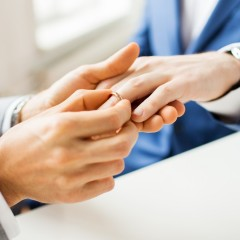 Gay weddings: who must perform them?