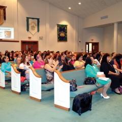 Hispanic women 'stand up'