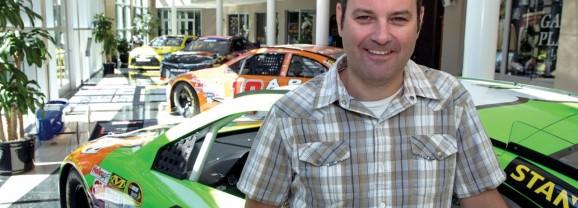 NASCAR church answer to pastor's prayers
