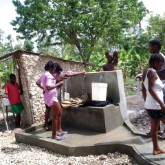 Ole Miss labors for Haitians' clean water