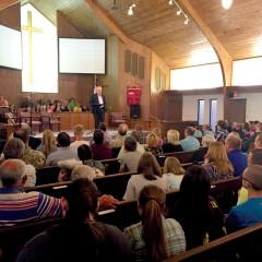 Caddo Association 'Gospel & Sexuality' Conference features Jernigan, Jordan