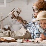Rite of passage parenting: A child's curiosity