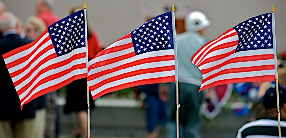 Conventional Thinking: Thank a veteran