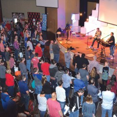 Forum provides 'Hope' for student ministry leaders