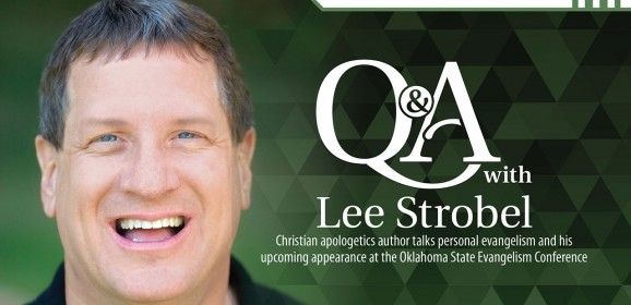 Messenger Insight 240 – Lee Strobel