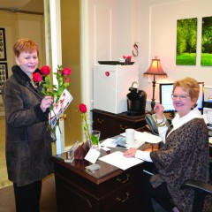 Stories of hope blossom at 25th annual Rose Day