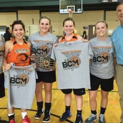 ECU wins men's & women's BCM hoops tourney