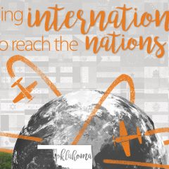 Reaching internationals to reach the nations