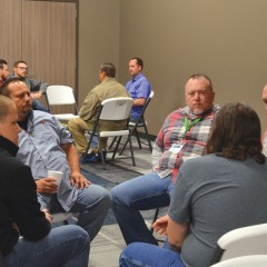 Planters focus on prayer; refreshed at retreat