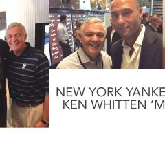 New York Yankees call Ken Whitten 'mentor'