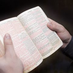 Conventional Thinking: Bible times
