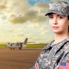 Conventional Thinking: War for women?