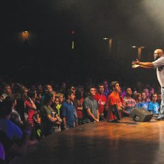 Falls Creek and CrossTimbers experience students coming to Christ